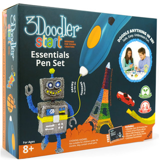 3Doodler Start - Essentials Pen Set - 3D pero na 3D kreslení