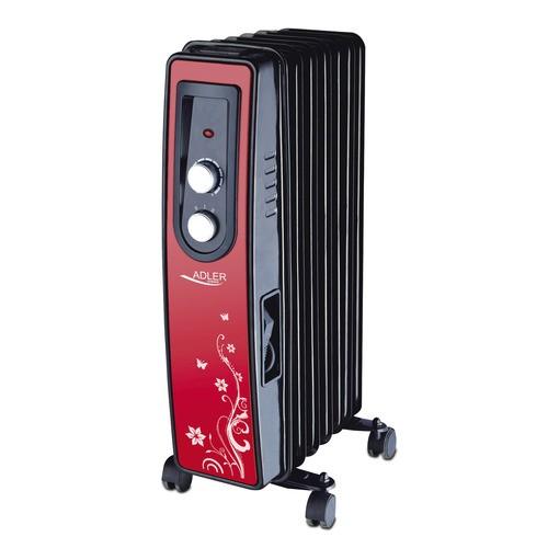 AD 7801 - olejový radiátor (7 topných žeber)
