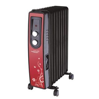 ADLER AD 7802 - olejový radiátor (9 topných žeber)