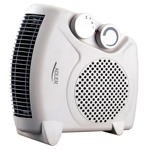 AD 77 - teplovzdušný ventilátor