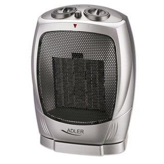 ADLER AD 7703 - teplovzdušný ventilátor s oscilačním pohybem