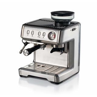 ARIETE 1313 Metal Espresso - pákový kávovar s integrovaným mlýnkem na kávu
