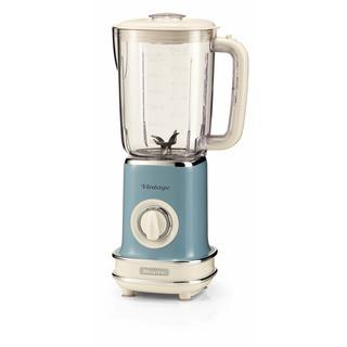 ARIETE 568/15 Vintage - modrý kompaktní mixér