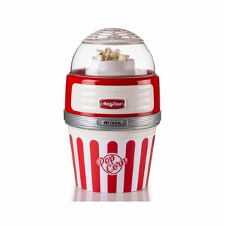 2957 Party Time XXL - červený popcornovač