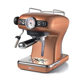 ARIETE 1389/18 Classica Espresso - měděný kávovar