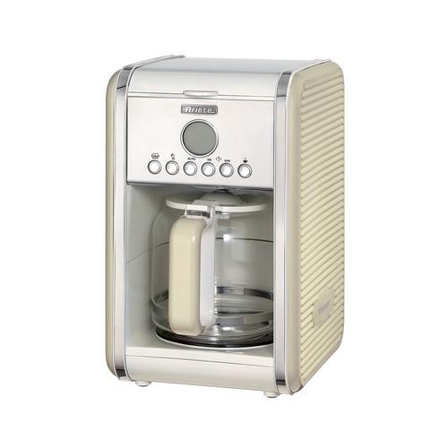 Vintage - kávovar na překapávanou kávu (krémová, 1342/03)