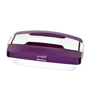 ARIETE 797 fialový přenosný ohřívač jídla
