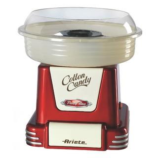 ARIETE 2971 Cotton Candy Party Time - přístroj na výrobu cukrové vaty