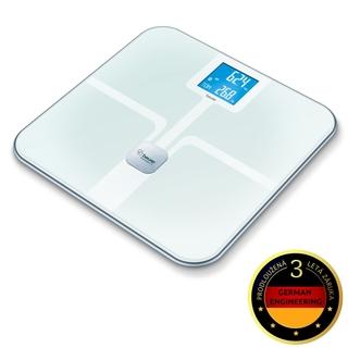 Beurer BF 800 bílá osobní diagnostická váha