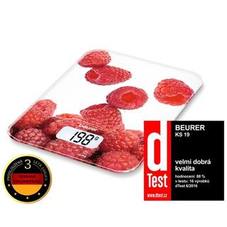 Beurer KS 19 Berry kuchyňská váha
