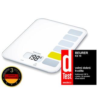 Beurer KS 19 SEQUENCE - kuchyňská váha
