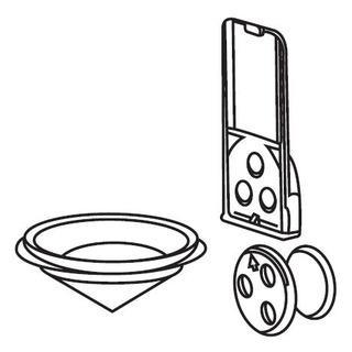 Beurer IH 30 filtry a čepičky pro inhalátor