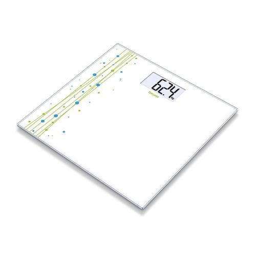 GS 201 osobní váha s velkým LCD displayem