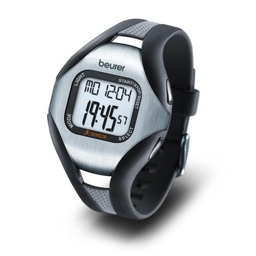 PM 18 - sportovní hodinky s měřením tepové frekvence s přesností EKG
