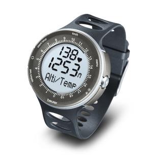 Beurer PM 90 - sportovní hodinky s měřením srdeční frekvence s přesností EKG