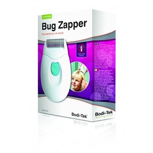 Bodi-Tek BUG ZAPPER - přístroj na odstraňování vší bez použití chemie