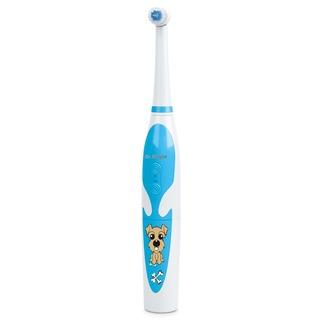 Dr. Mayer GTS1000K - modrý dětský elektrický rotační zubní kartáček