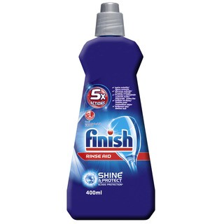 FINISH Leštidlo Shine&Dry Regular 400 ml (Calgonit)