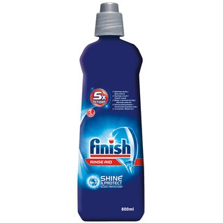 FINISH Leštidlo Shine&Dry Regular 800 ml (Calgonit)