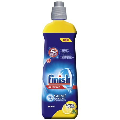 Leštidlo Shine&Dry Lemon 800 ml (Calgonit)