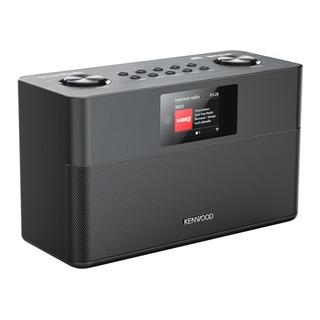Kenwood SMART RADIO - CR-ST100S-B inteligentní rádio s Bluetooth (DAB+, FM, Spotify, internetové stanice)