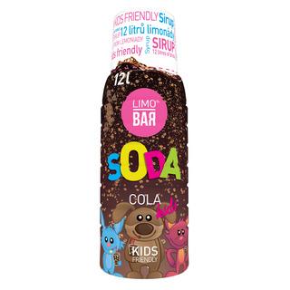 LIMOBAR sirup COLA KIDS 500 ml