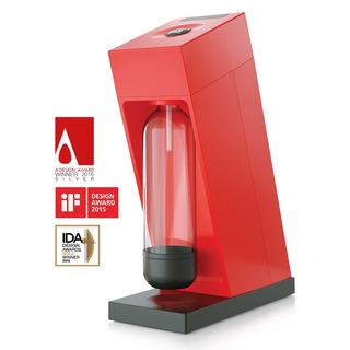LIMOBAR Edge Red - výrobník sody