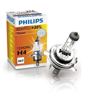 Philips H4 Vision 1 ks - autožárovka