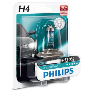 Philips H4 X-tremeVision 1 ks - autožárovka