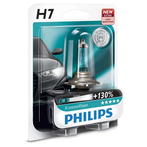 H7 X-tremeVision 1 ks - autožárovka