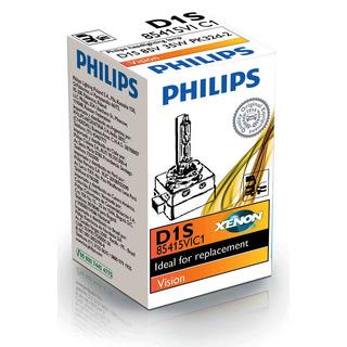 Philips Xenon Vision D1S 1 ks - autožárovka