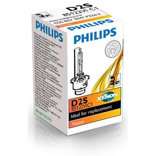 Philips Xenon Vision D2S 1 ks - autožárovka