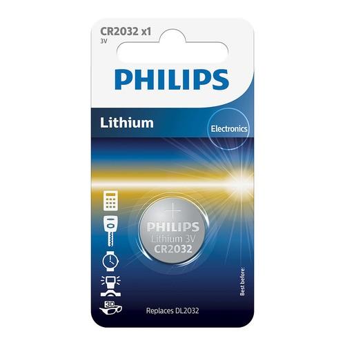 baterie LITHIUM (CR2032/01B, CR2032, 1ks)