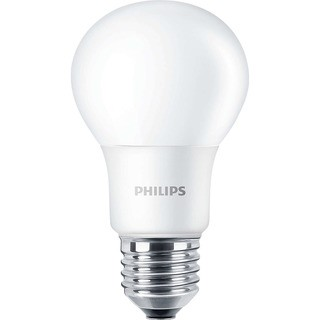 Philips LED žárovka - CorePro LEDbulb ND 8-60W A60 E27 827