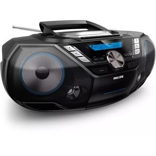 Philips AZB798T/12 - přenosný systém CD Soundmachine s DAB a Bluetooth