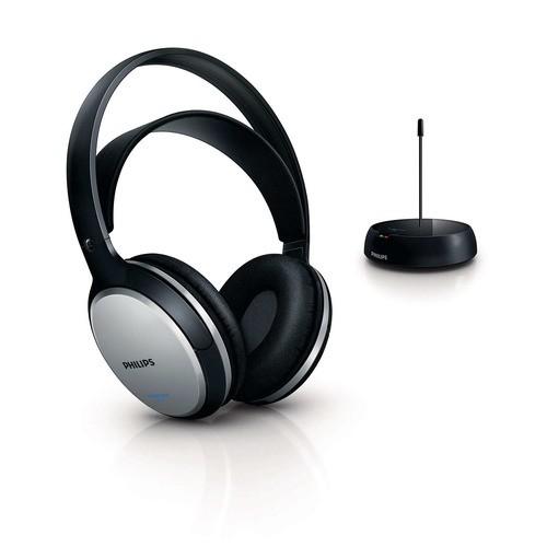 SHC5100/10 - černá bezdrátová HiFI sluchátka