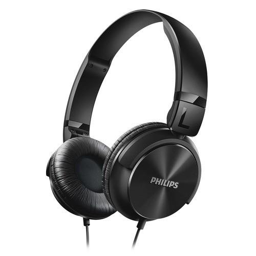 SHL3060BK - černá sluchátka přes hlavu