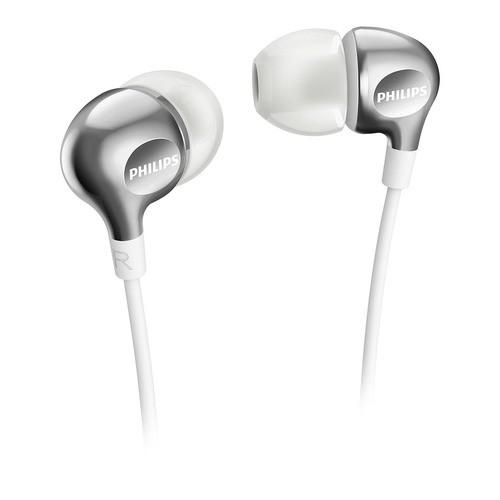 SHE3700WT/00 - bílé sluchátka do uší