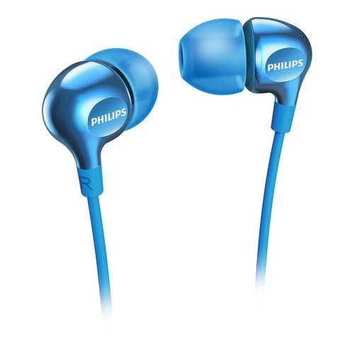 SHE3700LB/00 - světle modré sluchátka do uší