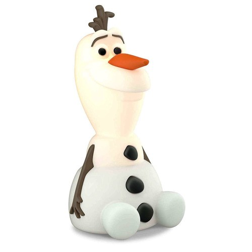 Disney SoftPal - přenosné svítidlo sněhulák Olaf (71768/08/16, Frozen od Disney)