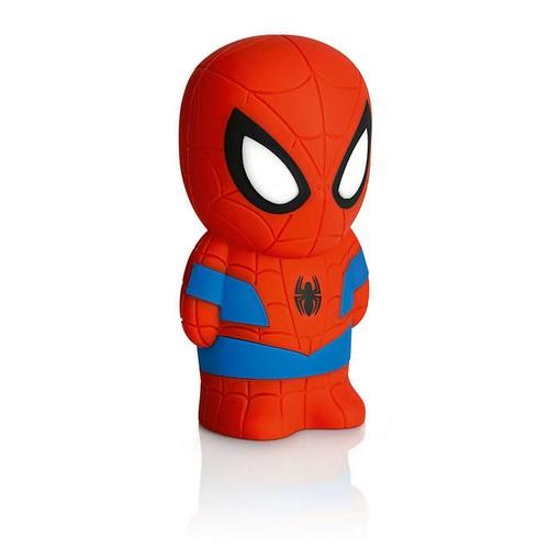 Disney Softpal - přenosné svítidlo Spider man (71768/40/16, DISNEY)