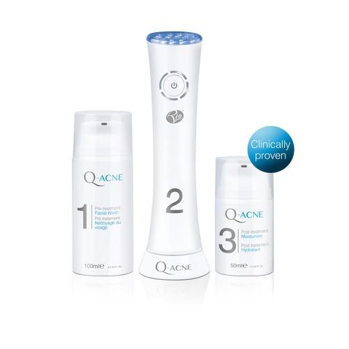 Q-ACNE - přístroj proti akné