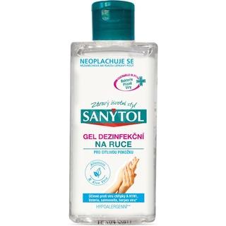 SANYTOL dezinfekční gel na ruce Sensitive 75ml