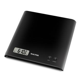 Salter 1066 BKDR černá - kuchyňská váha