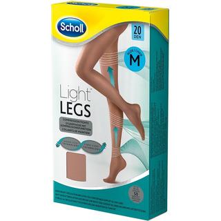 Scholl Light Legs Kompresní punčochové kalhoty 60 DEN tělové (1 ks) velikost - M
