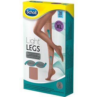 Light Legs Kompresní punčochové kalhoty 60 DEN tělové (1 ks) velikost - XL