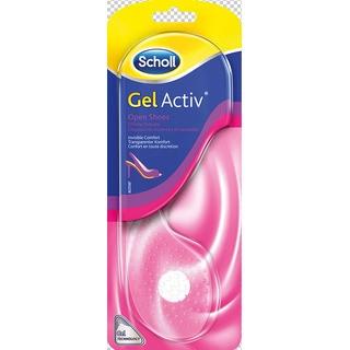 Scholl GelActiv - gelové vložky do otevřených bot 1 pár