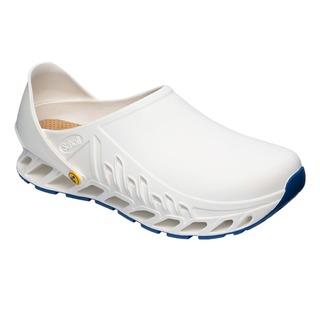 Scholl CLOG EVOFLEX - bílá pracovní obuv