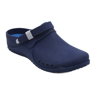 Scholl CLOG PROGRESS tmavě modré pracovní pantofle