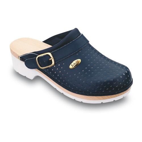 CLOG SUPERCOMFORT - tmavě modrá zdravotní obuv - EU 36